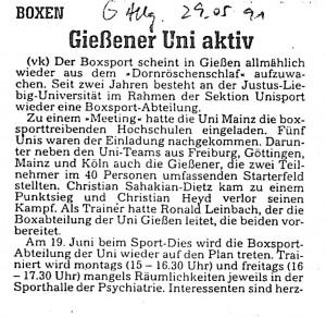 1991-05-29 Gießener Uni Aktiv